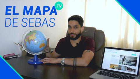 ¡Bienvenido a El Mapa de Sebas.tv  !